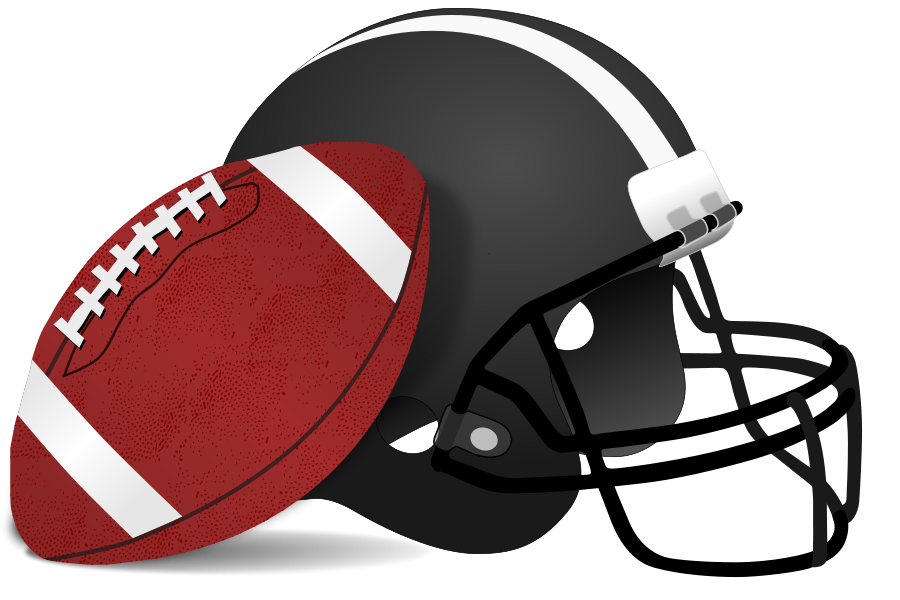 Free football clipart images
