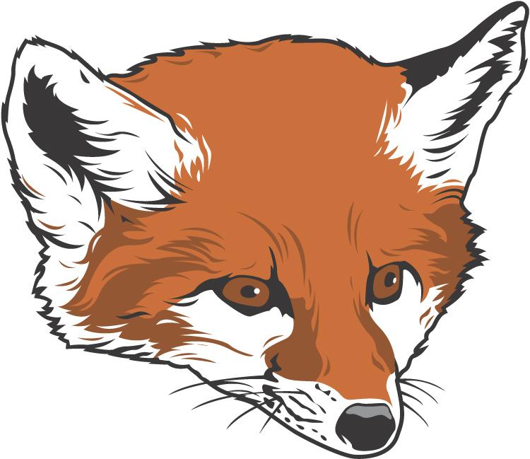 Free fox clipart 7