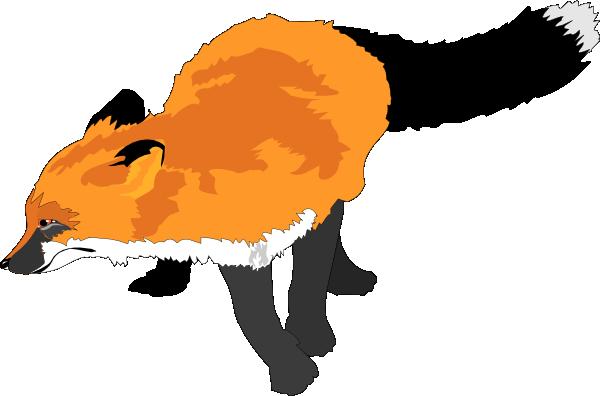 Free fox clipart 8