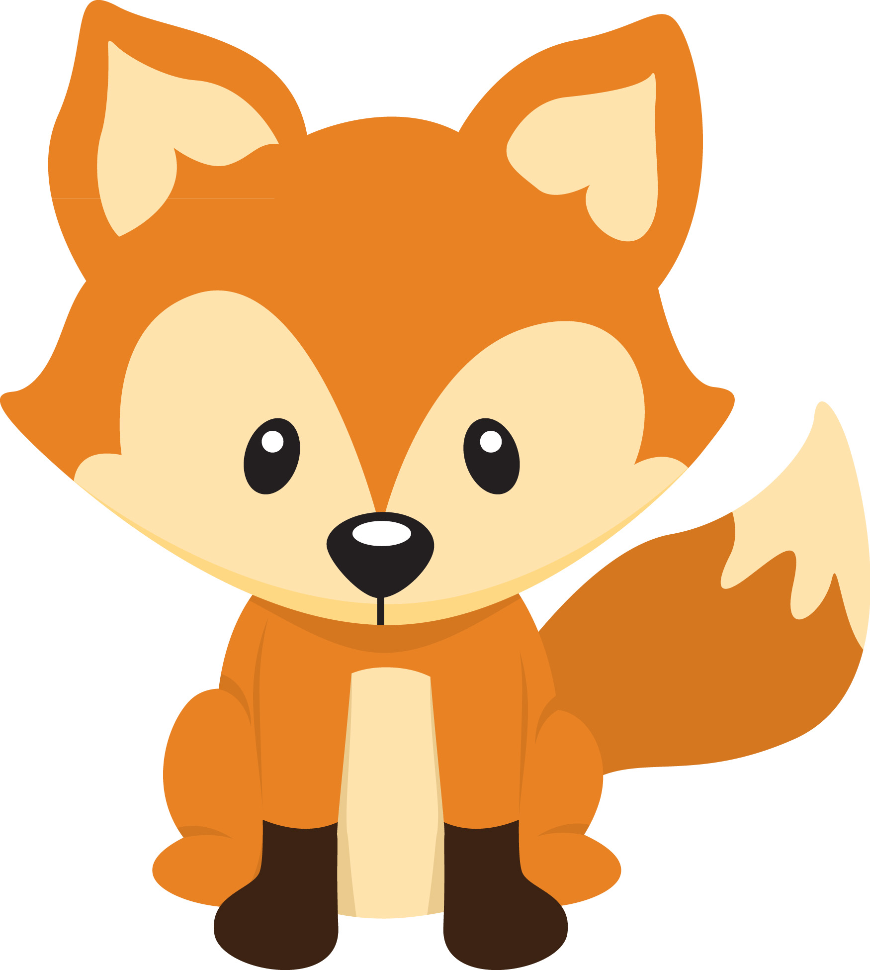 Free fox clipart pictures 2