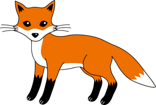 Free fox clipart pictures