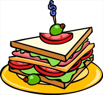 Free lunch clipart pictures 3