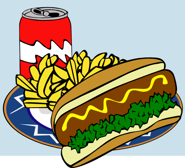 Free lunch clipart pictures 4