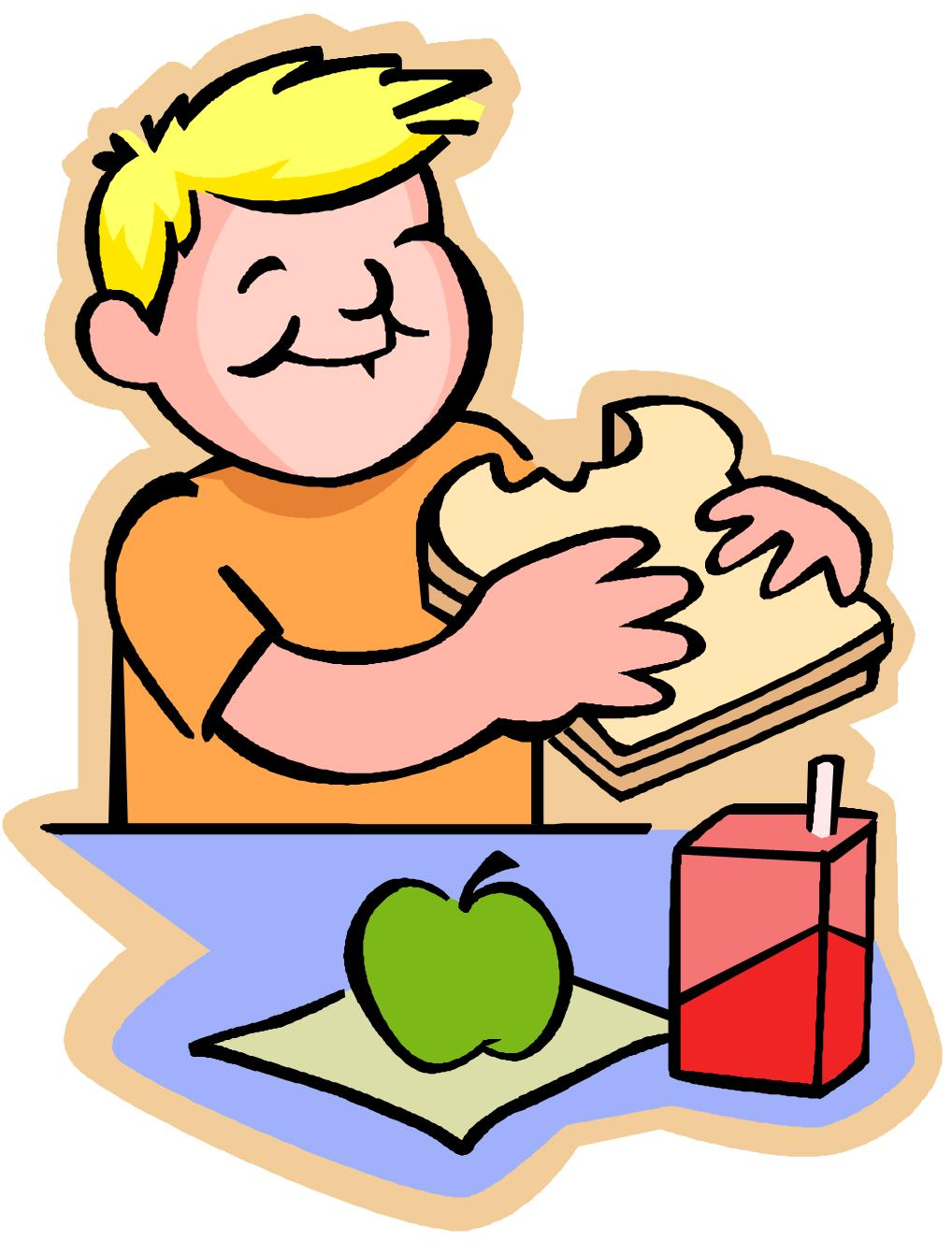 Free lunch clipart pictures