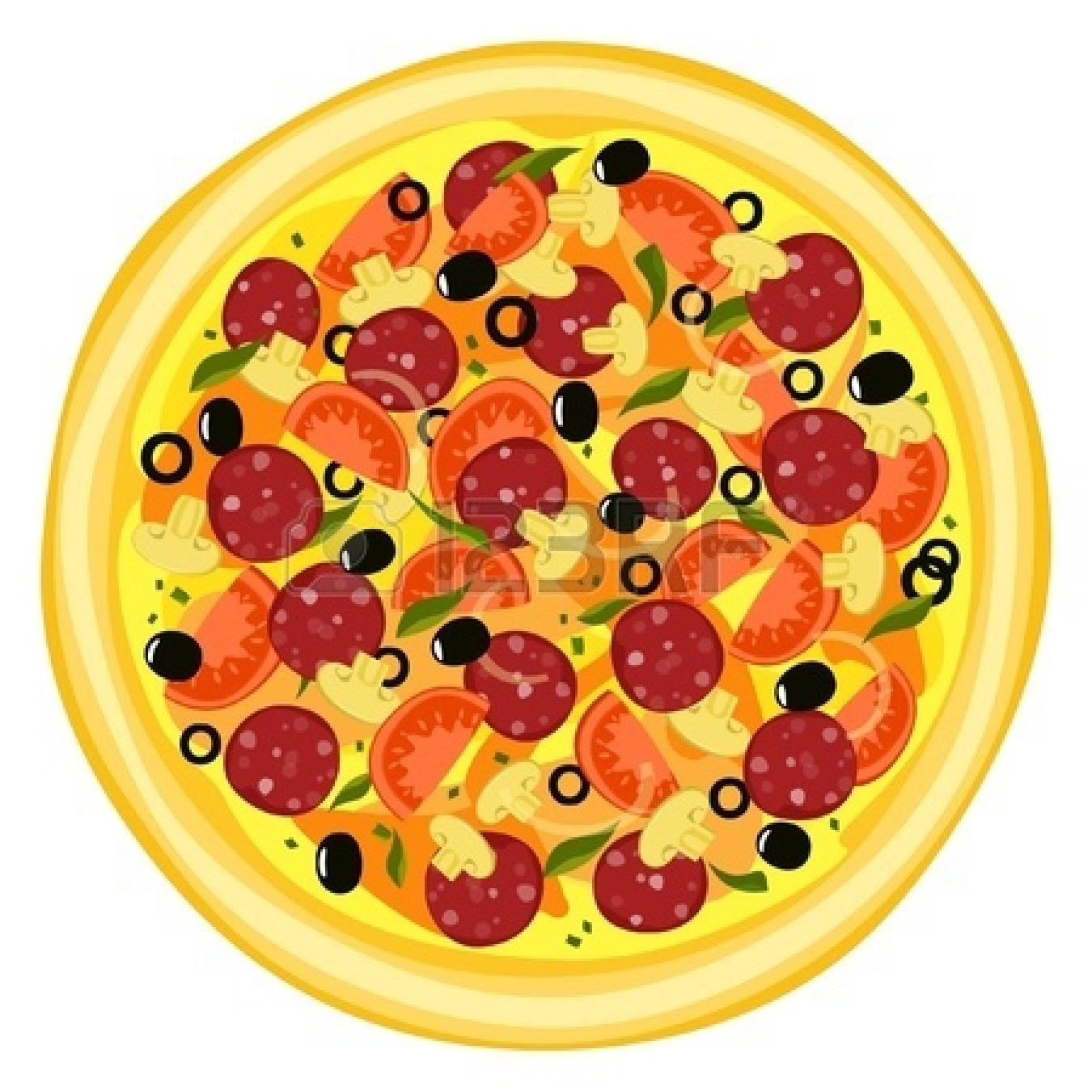 Free pizza clip art