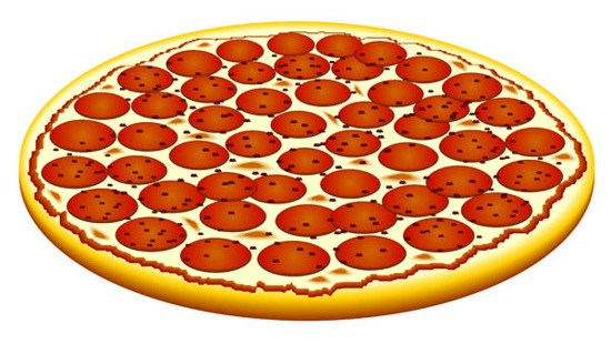 Free pizza clipart images 4