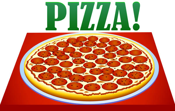 Free pizza clipart images 8