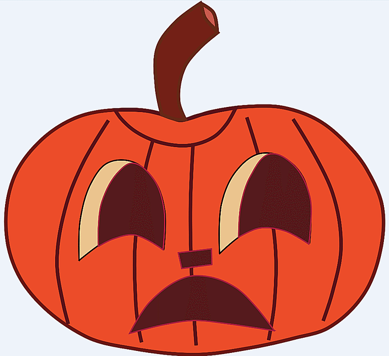 Free pumpkin clip art and pictures 3