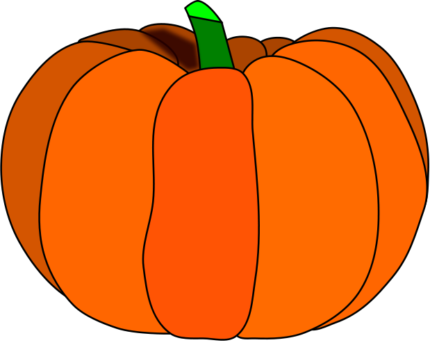 Free pumpkin clipart images 2