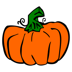 Free pumpkin clipart images 3