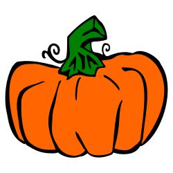 Free pumpkin clipart images 3