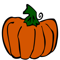 Free pumpkin clipart images 4
