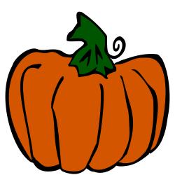 Free pumpkin clipart images 4