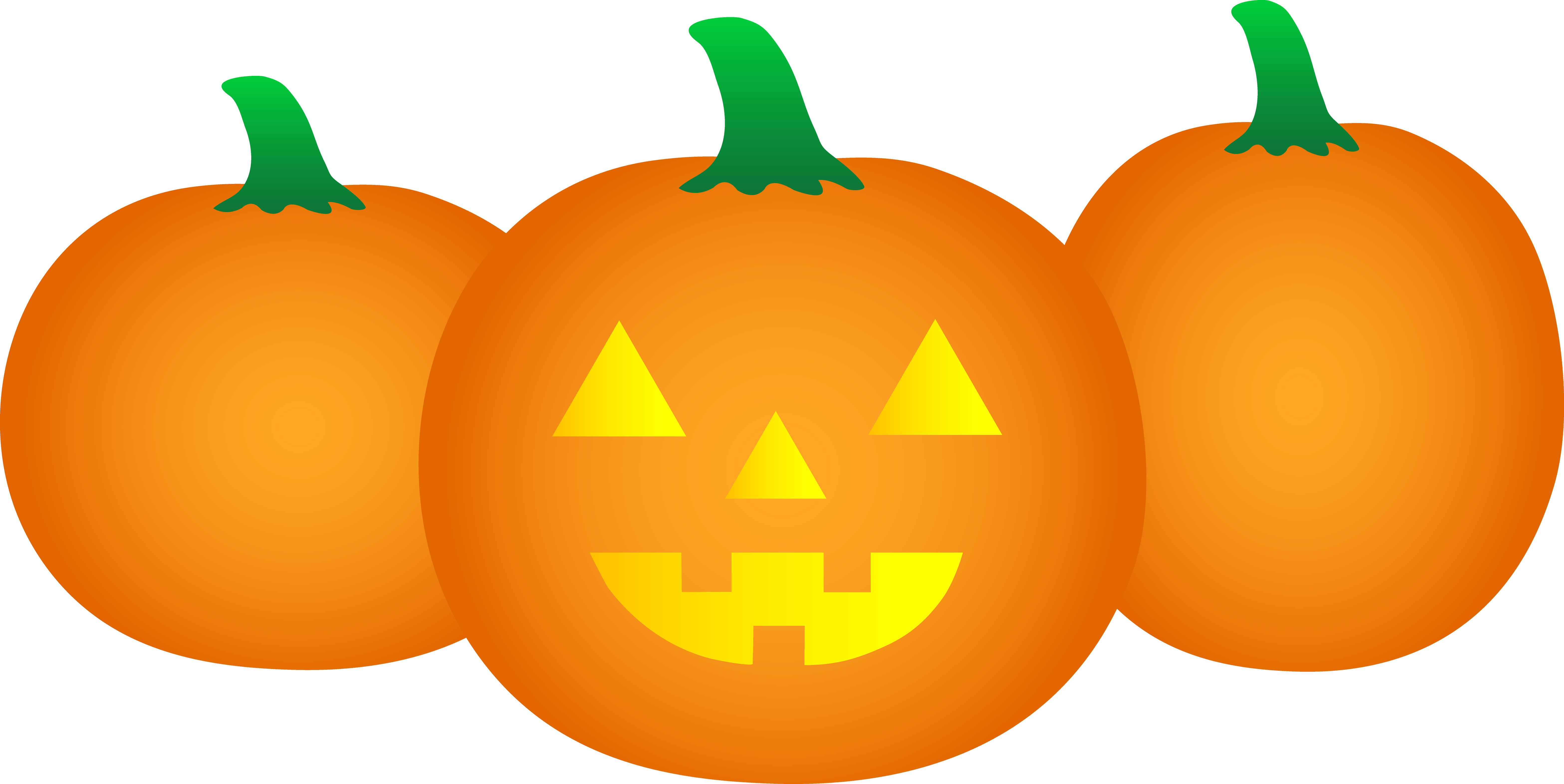 Free pumpkin clipart printable with lines