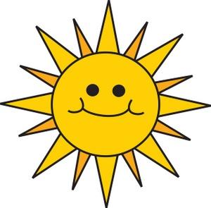 Free sun clip art