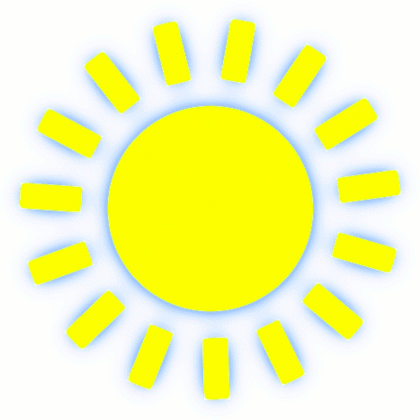 Free sun clipart clip art images and graphics