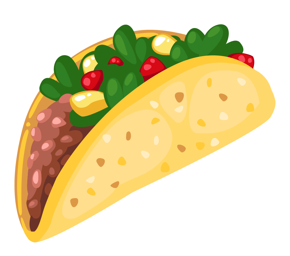 Free taco clipart pictures 3