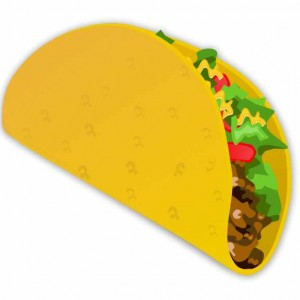 Free taco clipart pictures 4