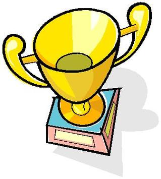 Free trophy clipart picture clipart