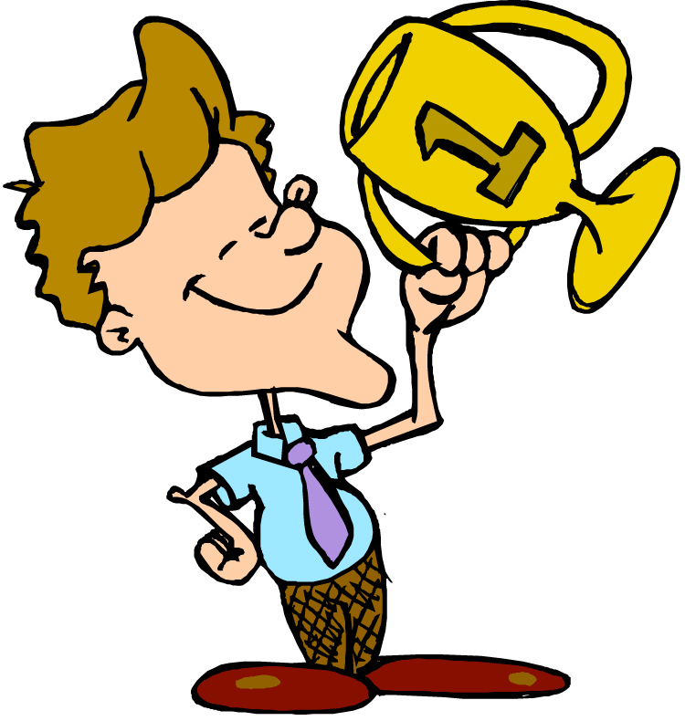 Free trophy clipart the cliparts famclipart