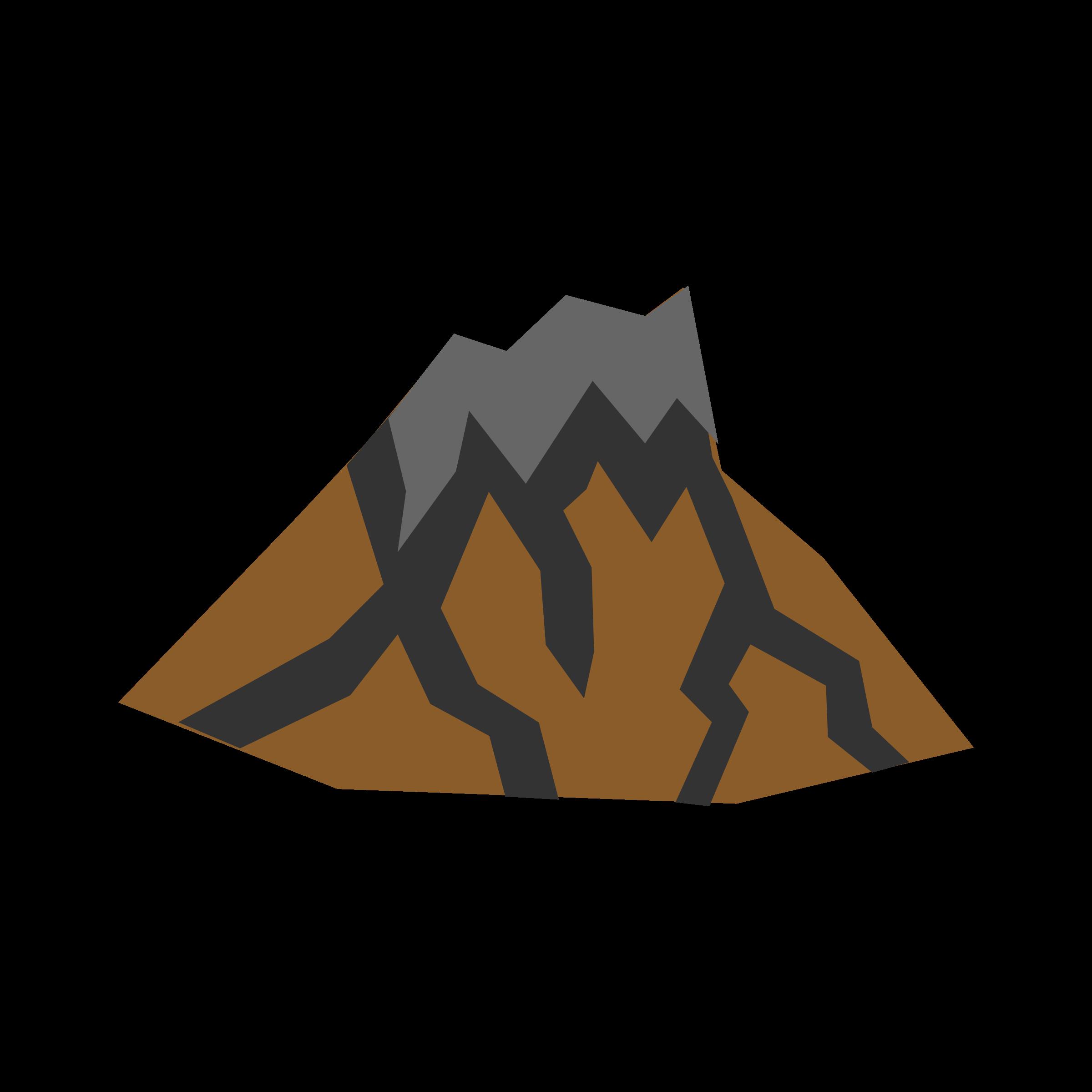 Free volcano clip art clipart