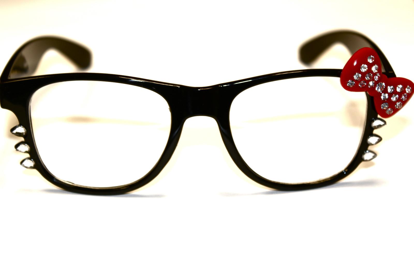Geek eye glasses clipart