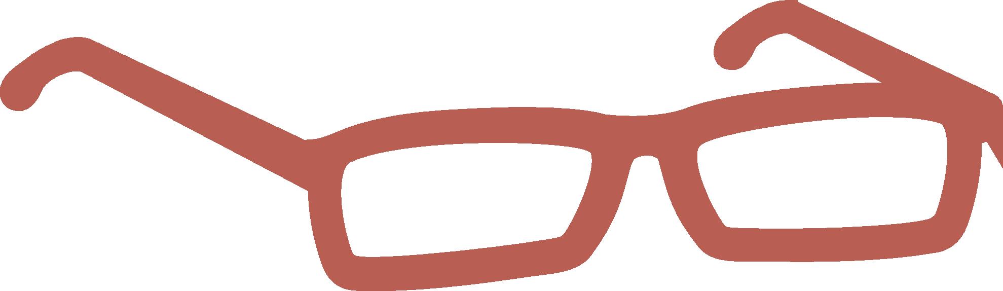 Glasses clipart 3