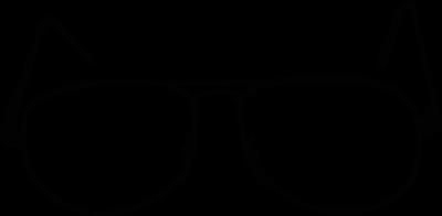 Glasses frame clipart free images 2
