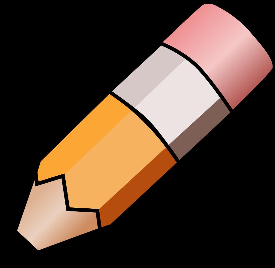Gray crayon clipart