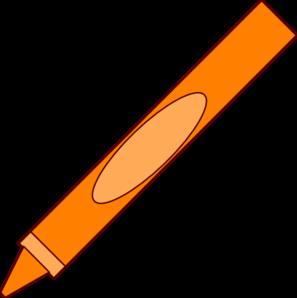 Grey crayon clipart 2