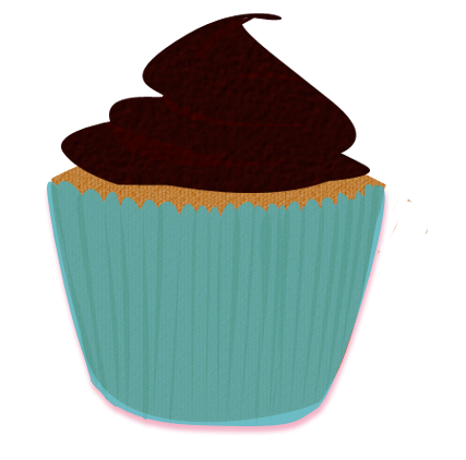 Halloween cupcake clipart free images 3