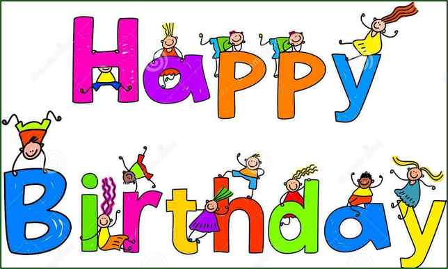 Happy birthday animated birthday clip art happy free clipart