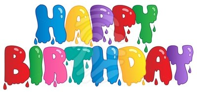 Happy birthday free clipart on happy clip art and