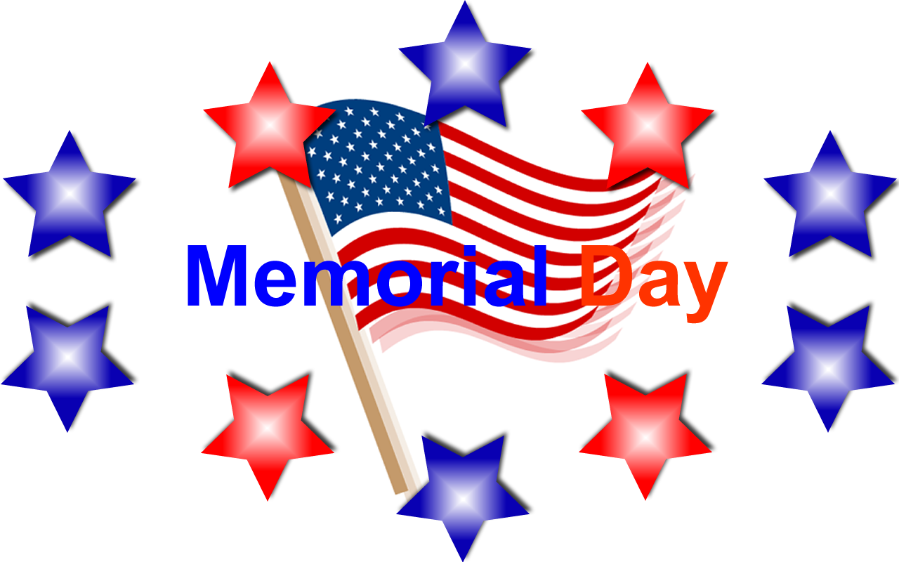 Happy memorial day free clip art 2