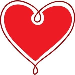 Heart clip art dr odd