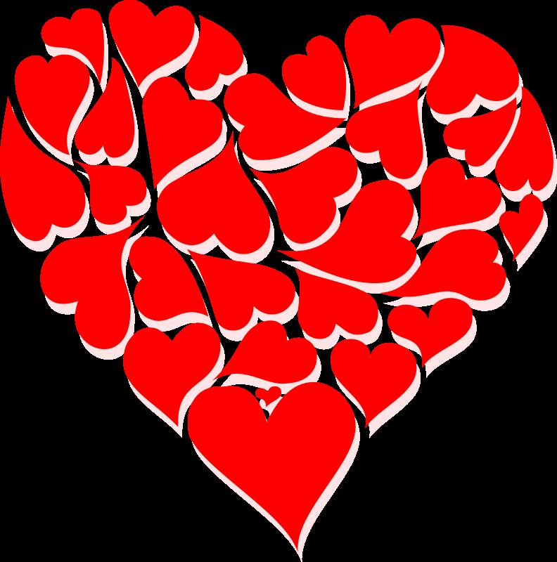 Heart clip art tumundografico 2