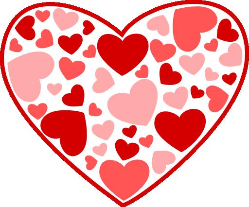 Heart clipart 2