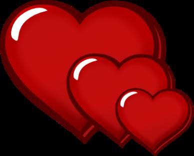 Heart clipart free clip art of hearts 2
