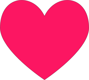Heart clipart free images 2