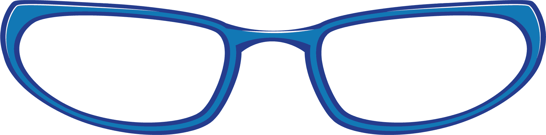 Hipster glasses clipart free images 2