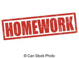 Homework clipart free