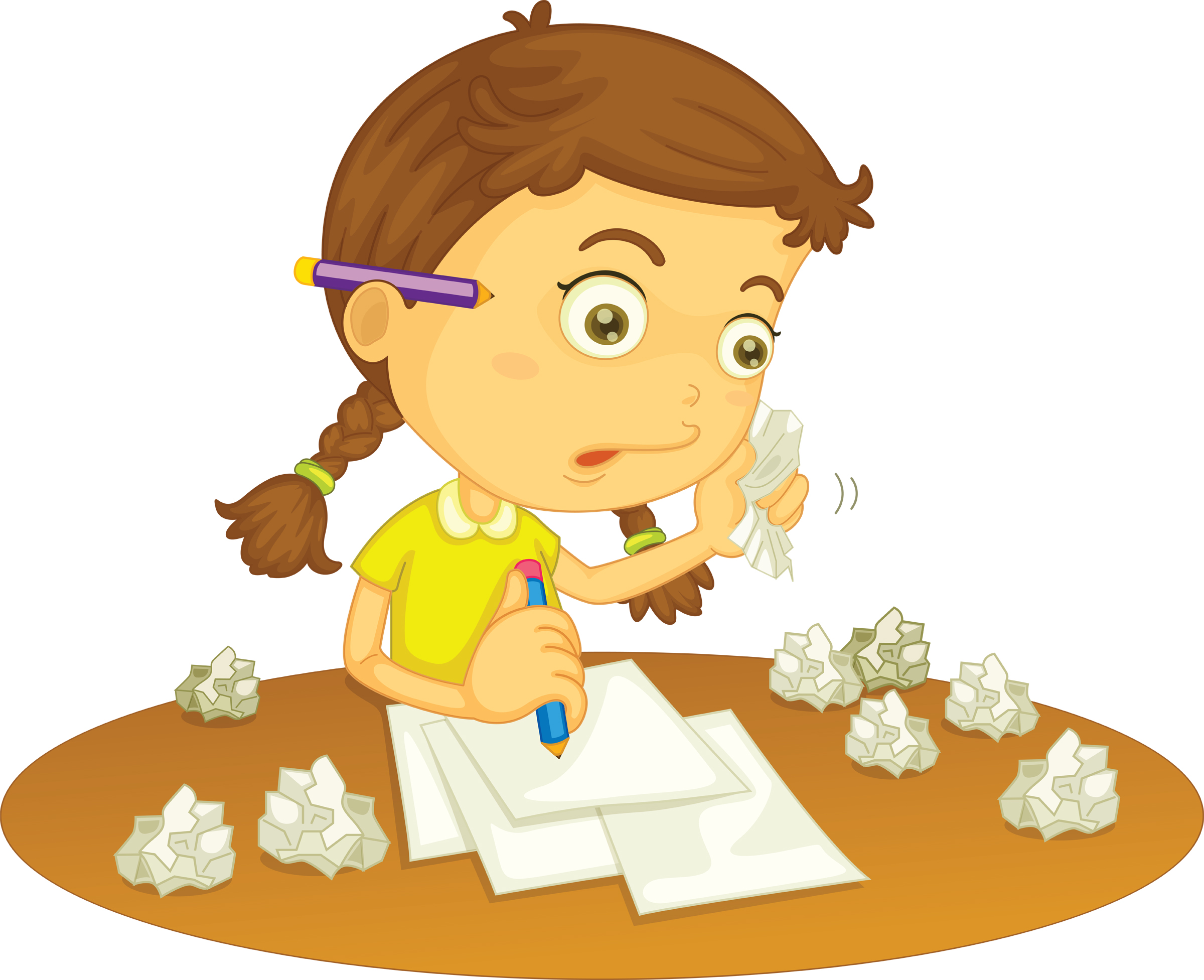 Homework clipart with clip art at clker vector clipart