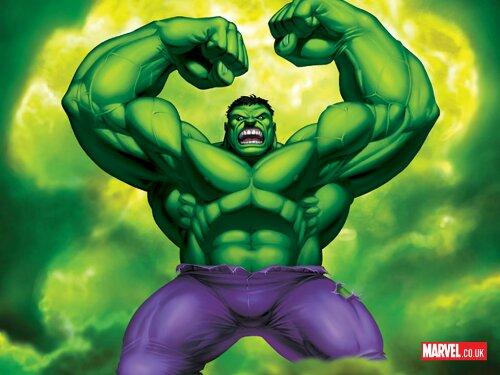 Hulk angry halk clipart
