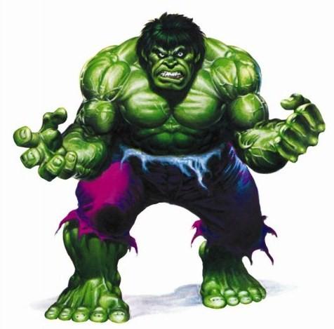 Hulk clip art 2