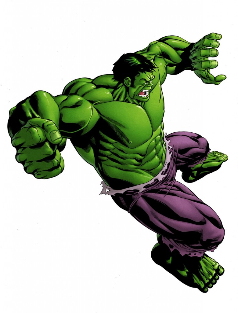 Hulk clip art 3 2