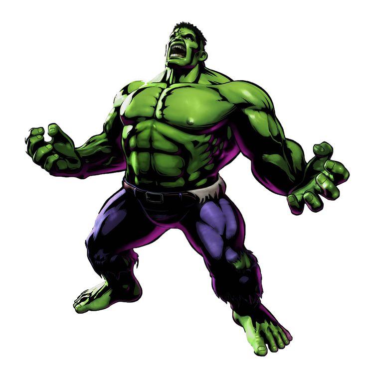 Hulk clip art 3