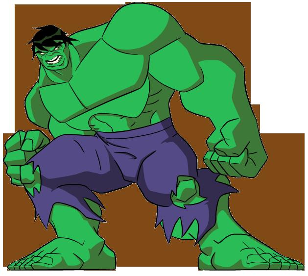 Hulk clip art clipart 3