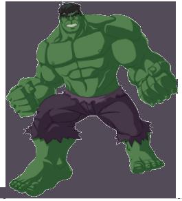 Hulk clip art clipart 4