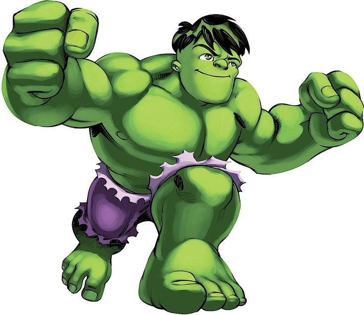 Hulk clip art clipart 5