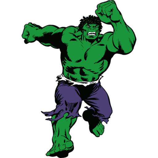 Hulk clip art clipart 6